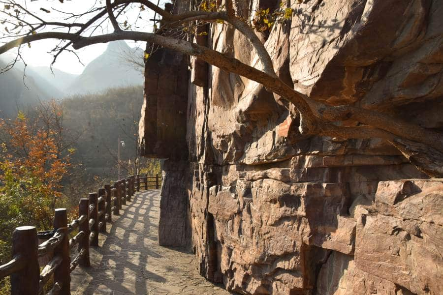 Hongshi Gorge