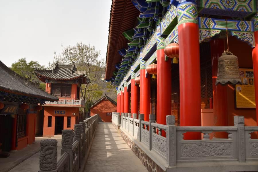 Wanshan Temple, Yuntai Mountain