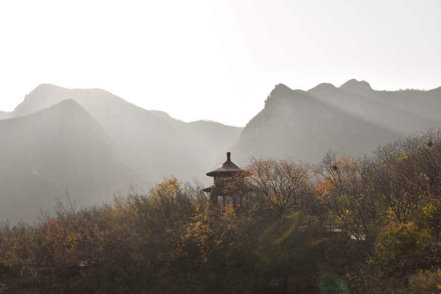 Yuntaishan / Yuntai Mountain, China