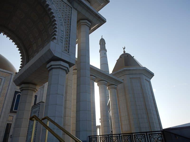 Ruhy Mosque, Ashgabat