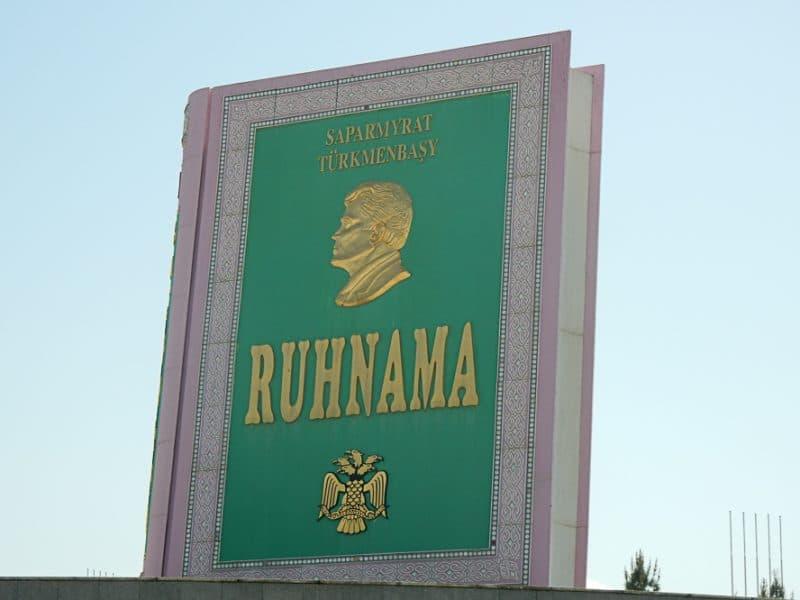 Ruhnama Ashgabat