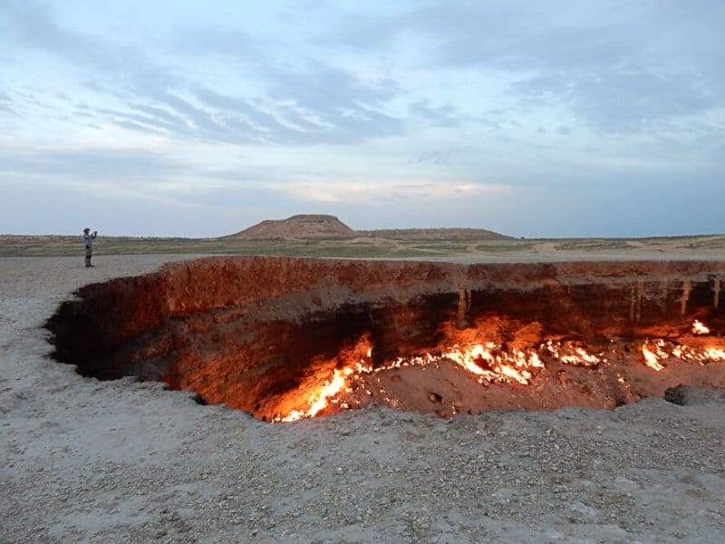 Door to Hell, Darvaza