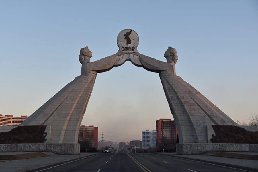 Pyongyang Landmarks, North Korea