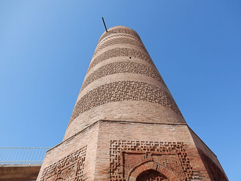 The Burana Tower