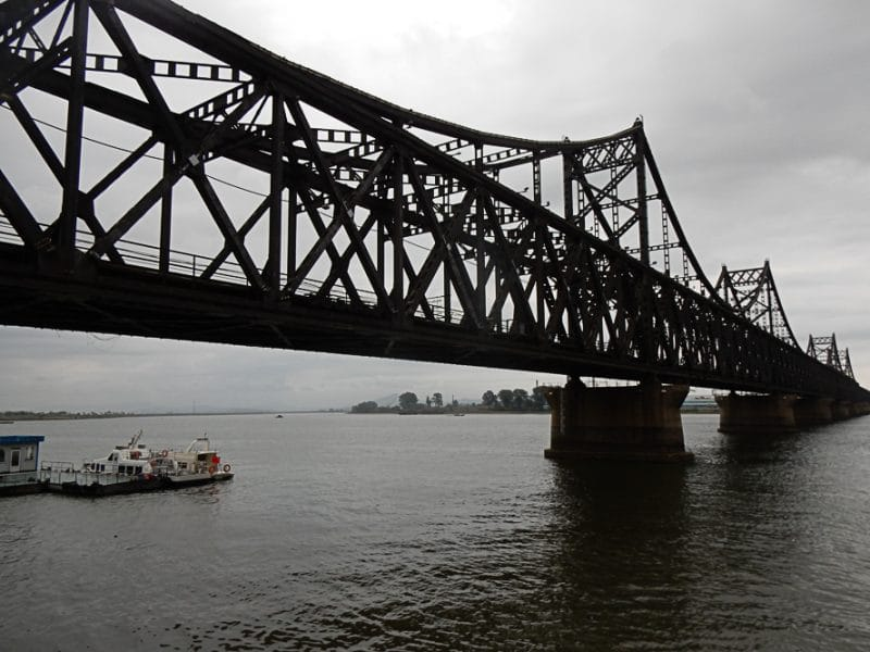 Friendship Bridge, Dandong
