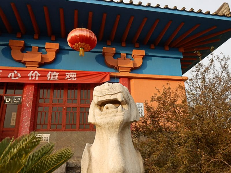 Museum of Ancient Art and Tombs, Luoyang
