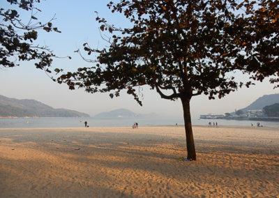 Silvermine Beach, Hong Kong