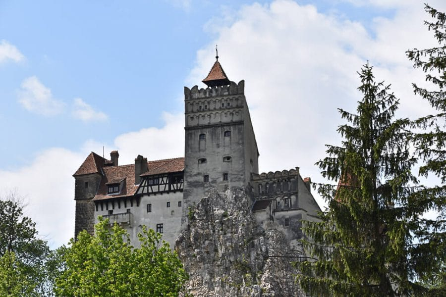 Brasov to Bran Castle