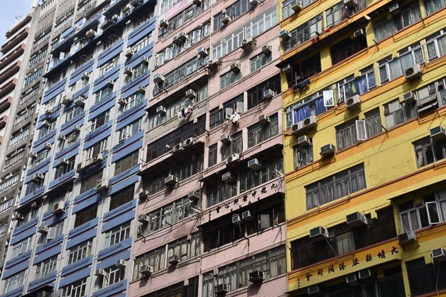 Kowloon Streets, Hong Kong