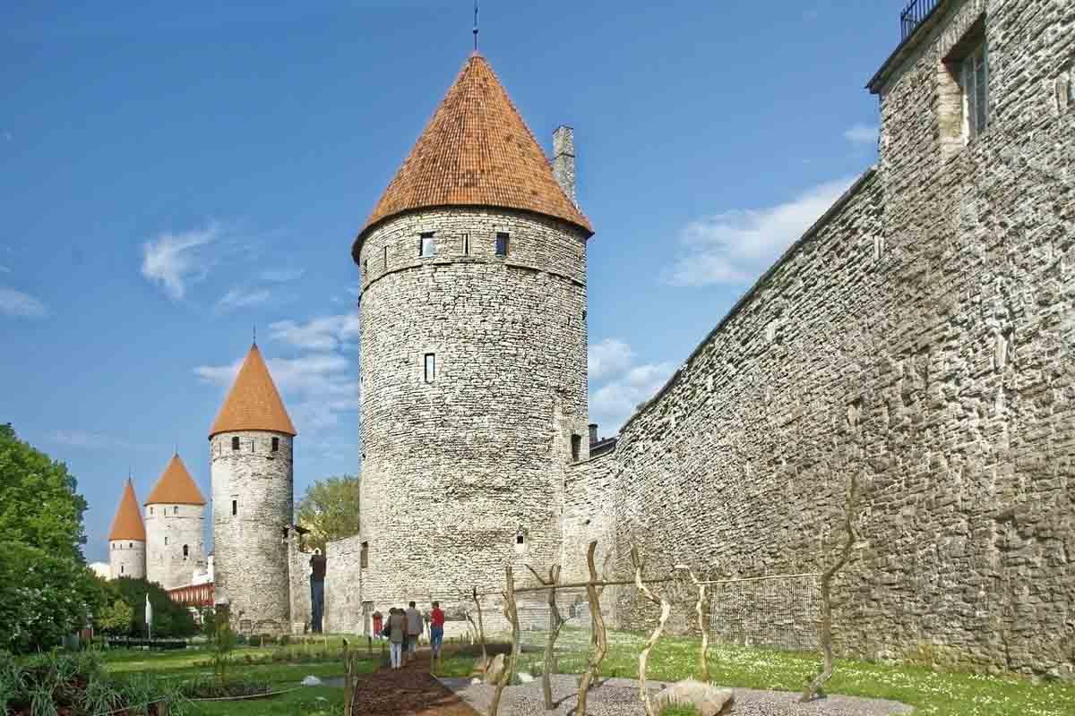Medieval City Walls of Tallinn