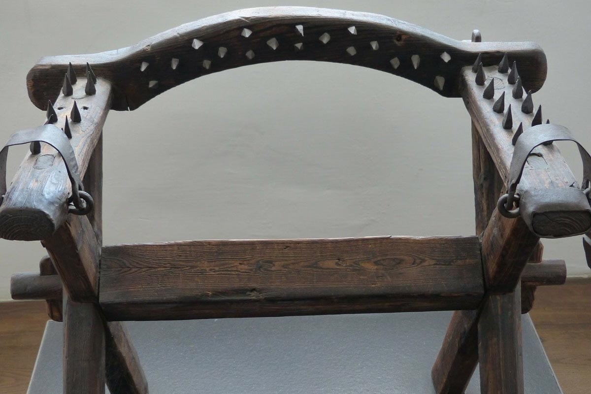 Mediaval Torture Chair