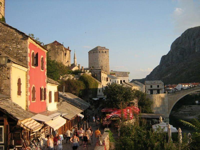 Hidden gems in Europe, Mostar, Bosnia