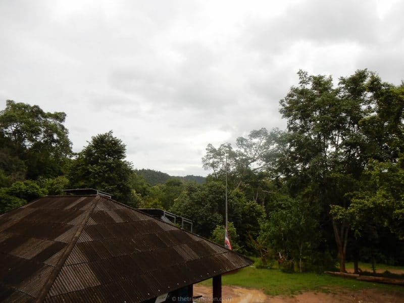 Kaeng Krachan Nationa; Park Campsite