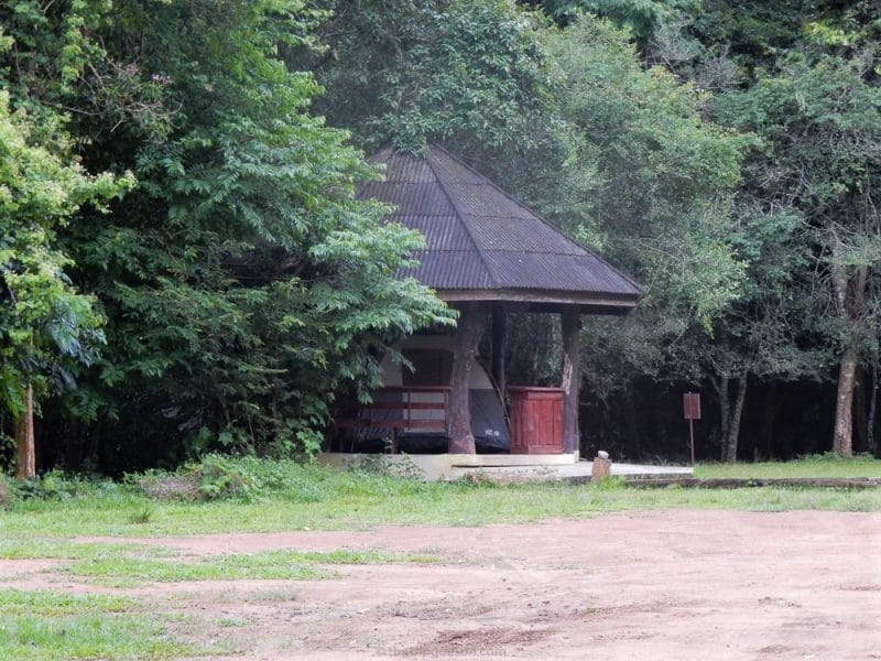 Campsite, Kaeng Krachan Nationa; Park