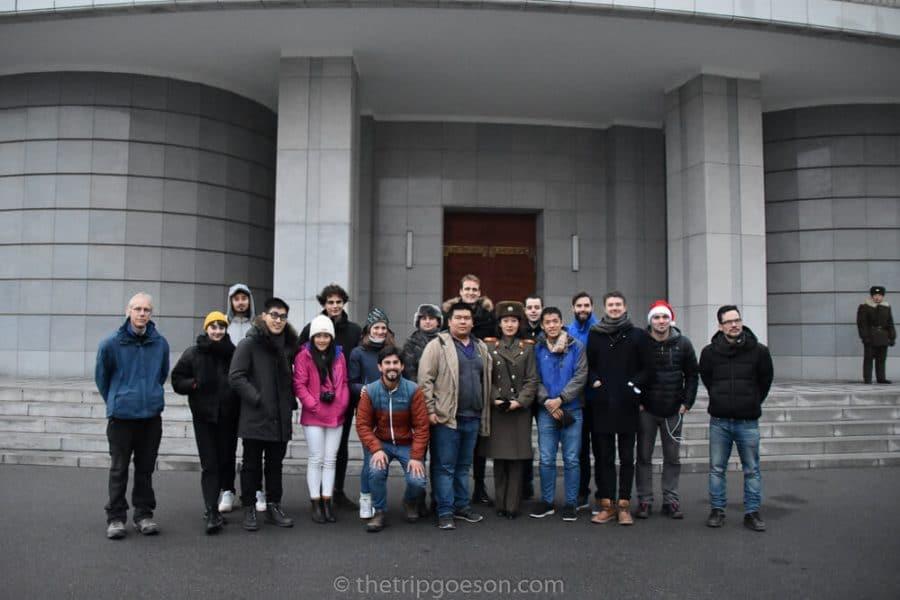 North Korea Tour Group