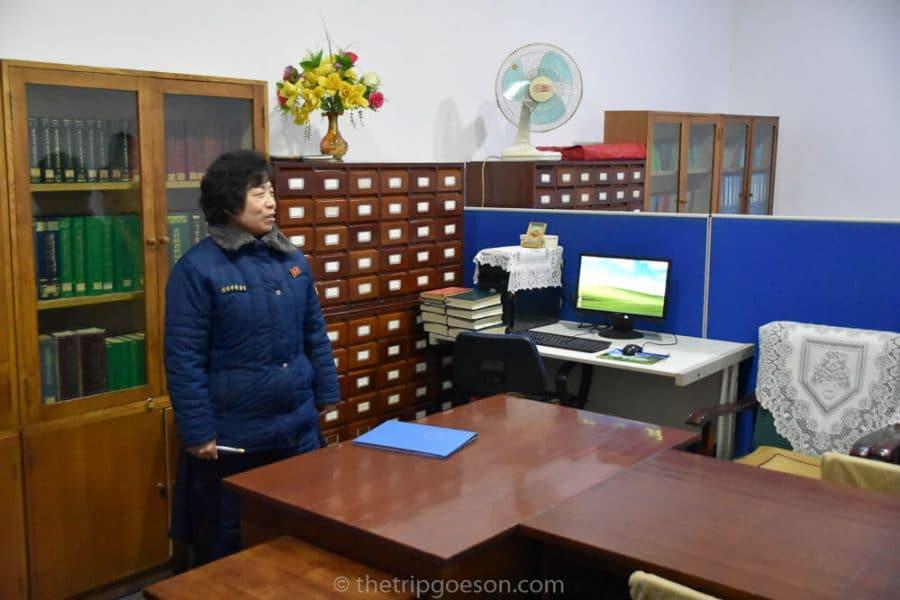 National Library, Pyongyang, North Korea
