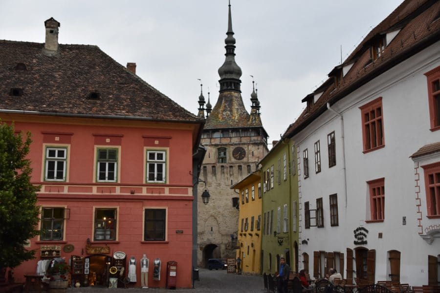 Sighisoara, Romaina