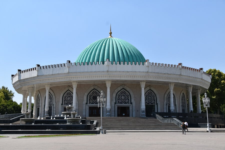 How to get from Almaty to Tashkent