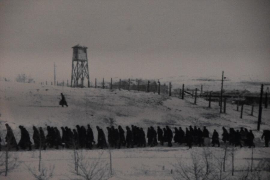 Gulag, Kazakhstan