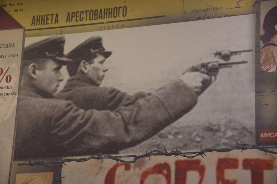 Soviet Propaganda, Karlag