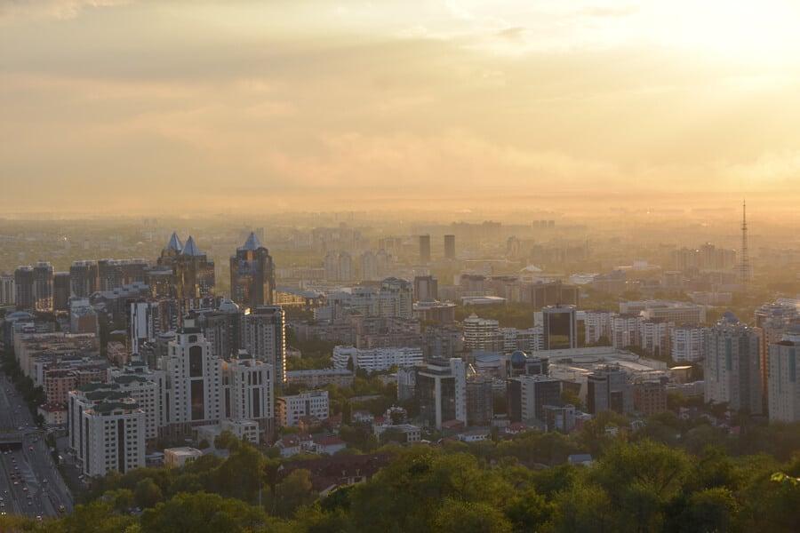 Kok Tobe, Kazakhstan