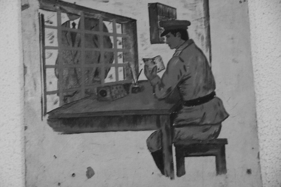 Gulag Prisoner Art