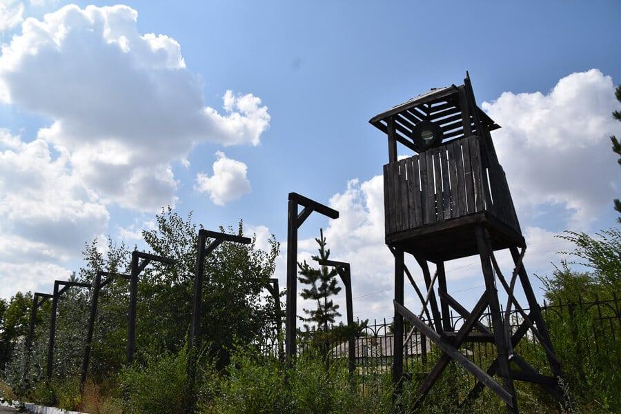 Karlag Gulag, Karaganda, Kazakhstan