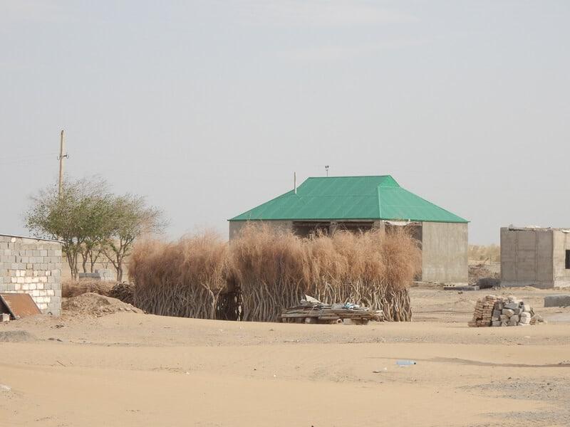 Yerbent, Turkmenistan