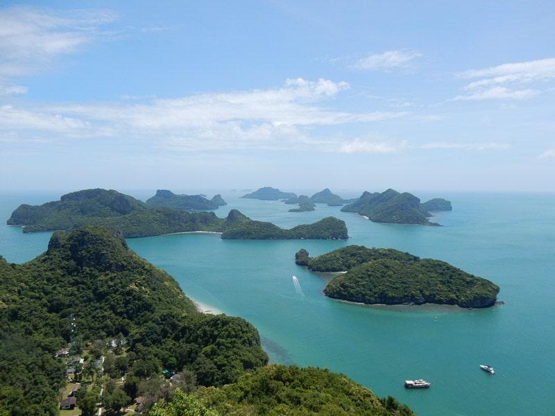 Angthong Marine Park, Thailand