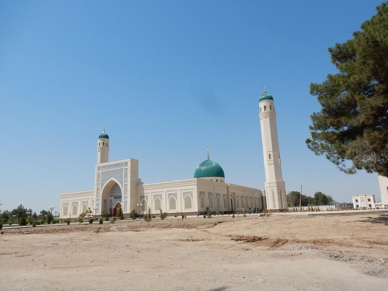 Mosque, Termiz