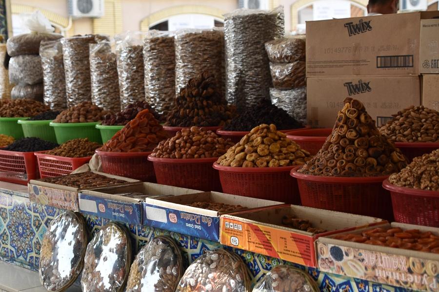 Market, Samarkand
