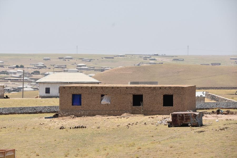 Rural Uzbekistan