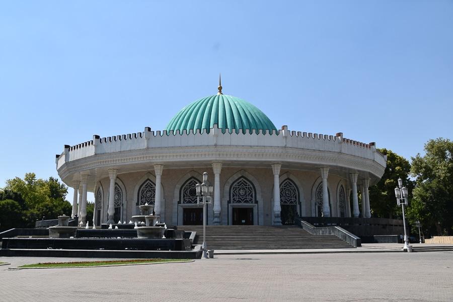 Amir Timur Museum, Tashkent