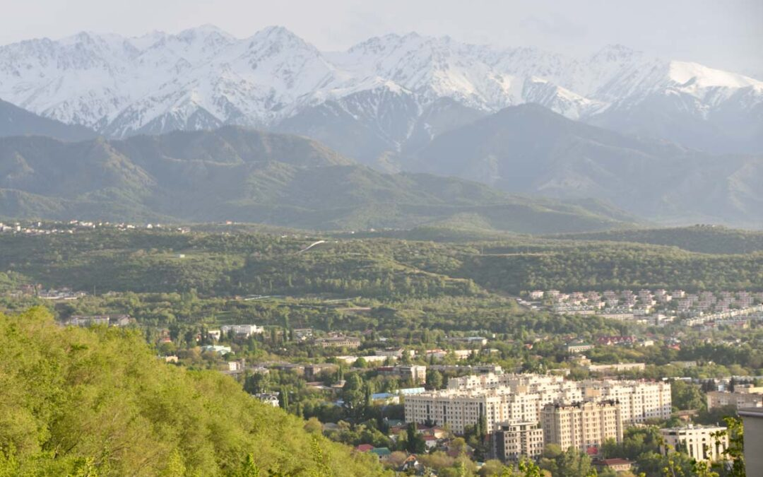 The Best Places to Visit in Almaty, Kazakhstan