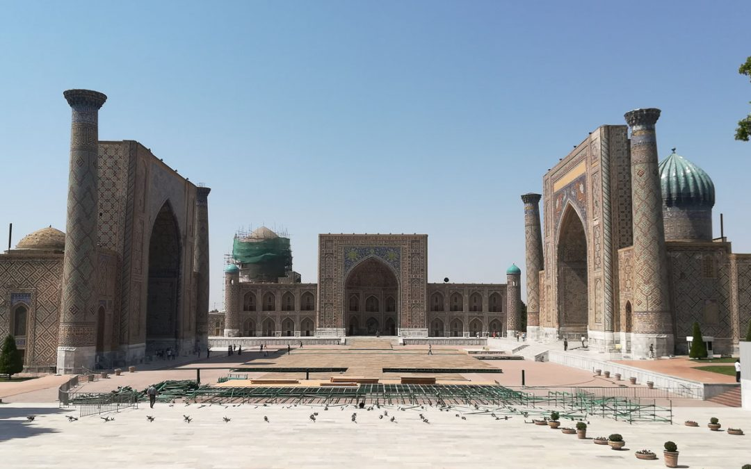 Best Things to do in Samarkand, Uzbekistan in 2021