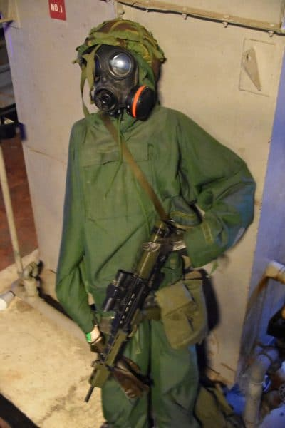 Nuclear, Biological, Chemical Suit
