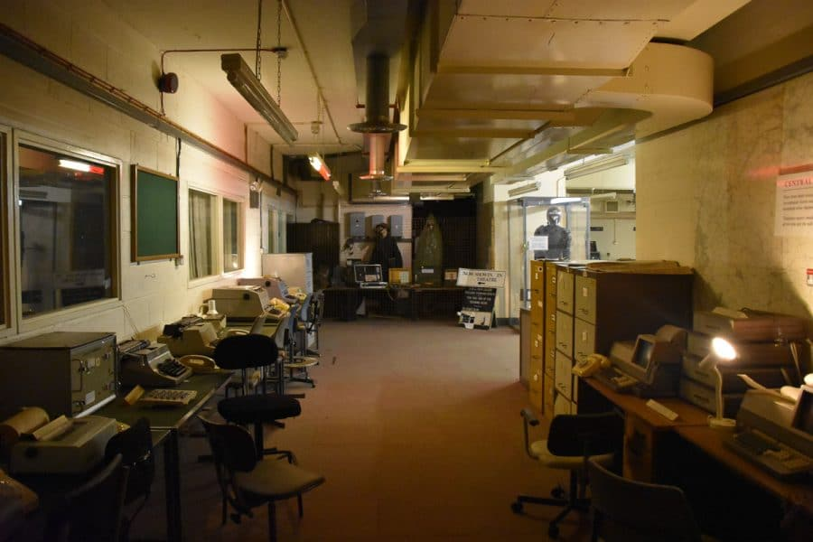 Comms Room