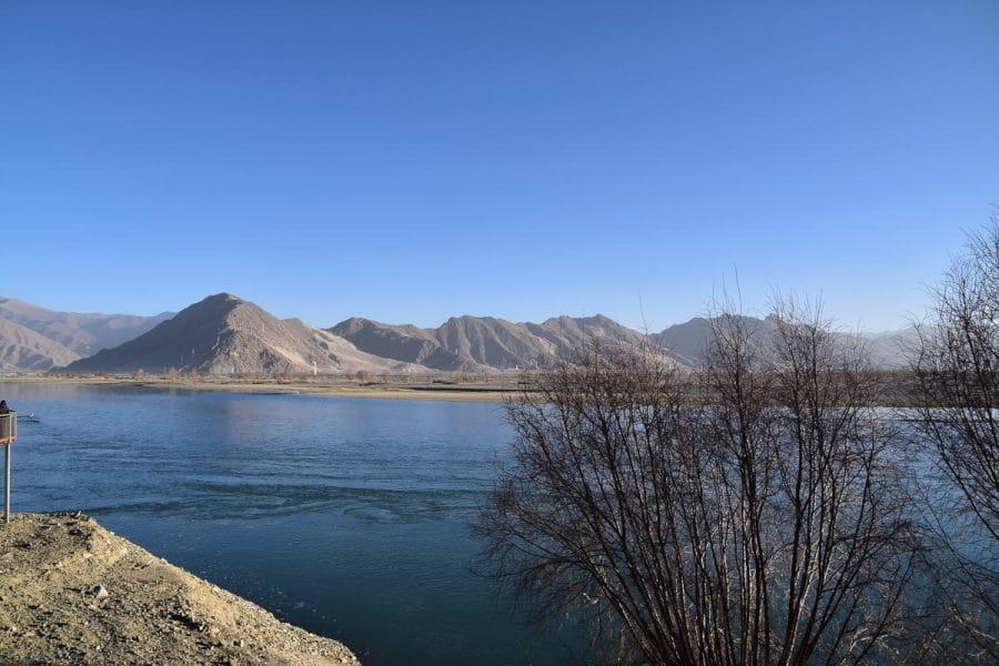 Tibetan Lake