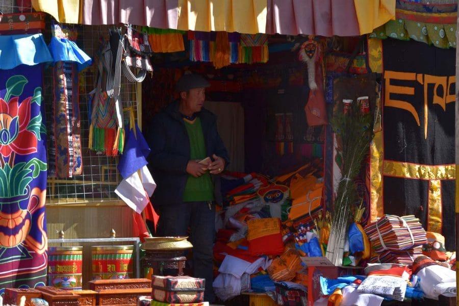 Tibetan Shop