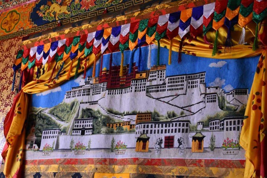 Potala Palace Hanging