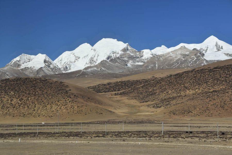 Himalaya Mountains, Tibet