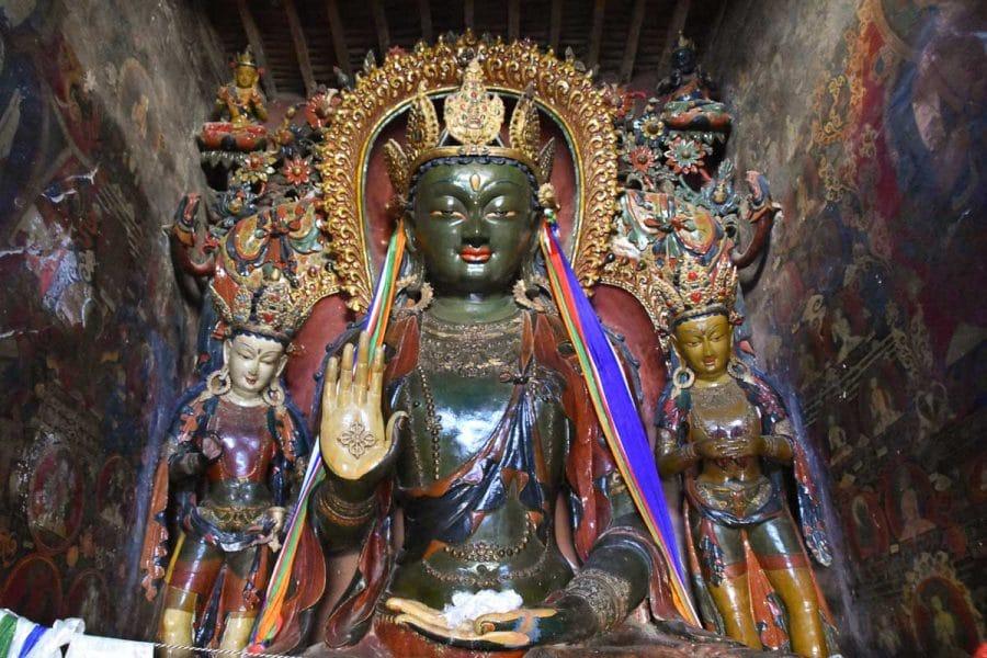Pelkor Monastery, Gyantse