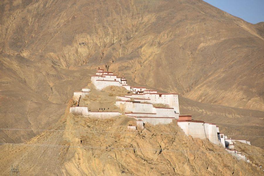 Gyantse Fort, Tibet