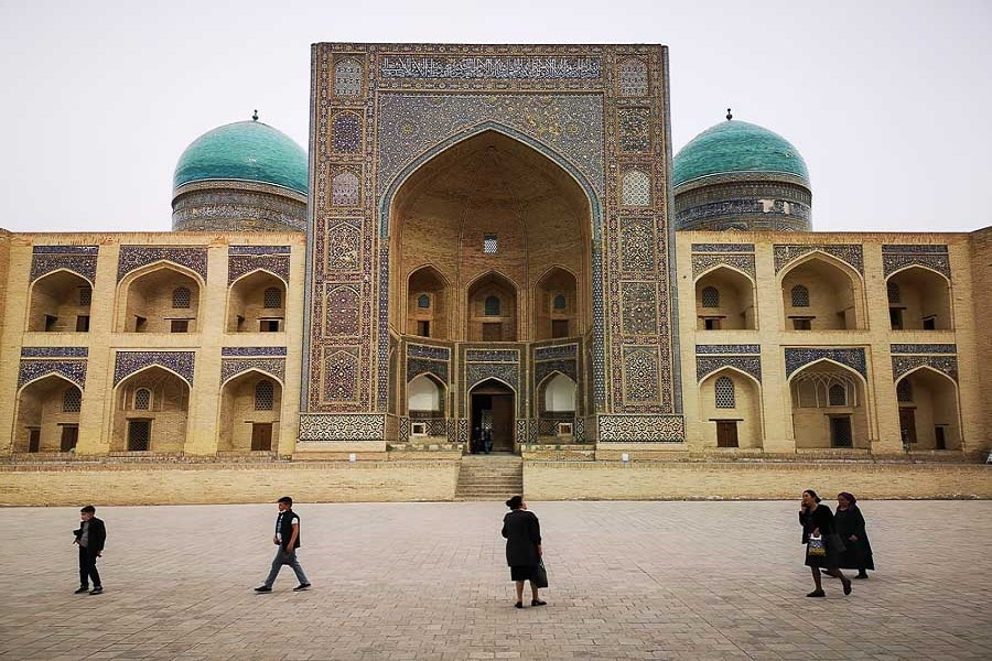 Places to see in Uzbekistan
