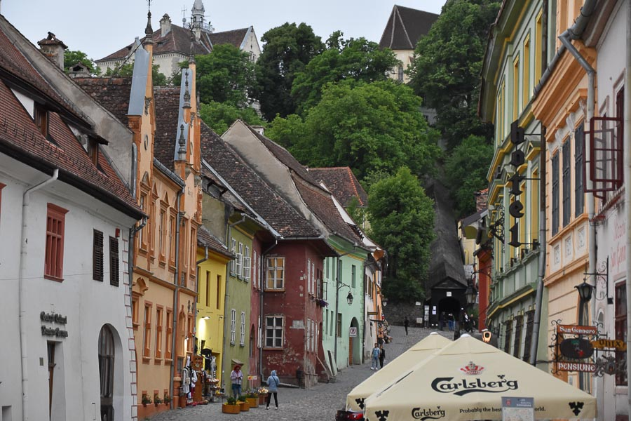Central Sighisoara