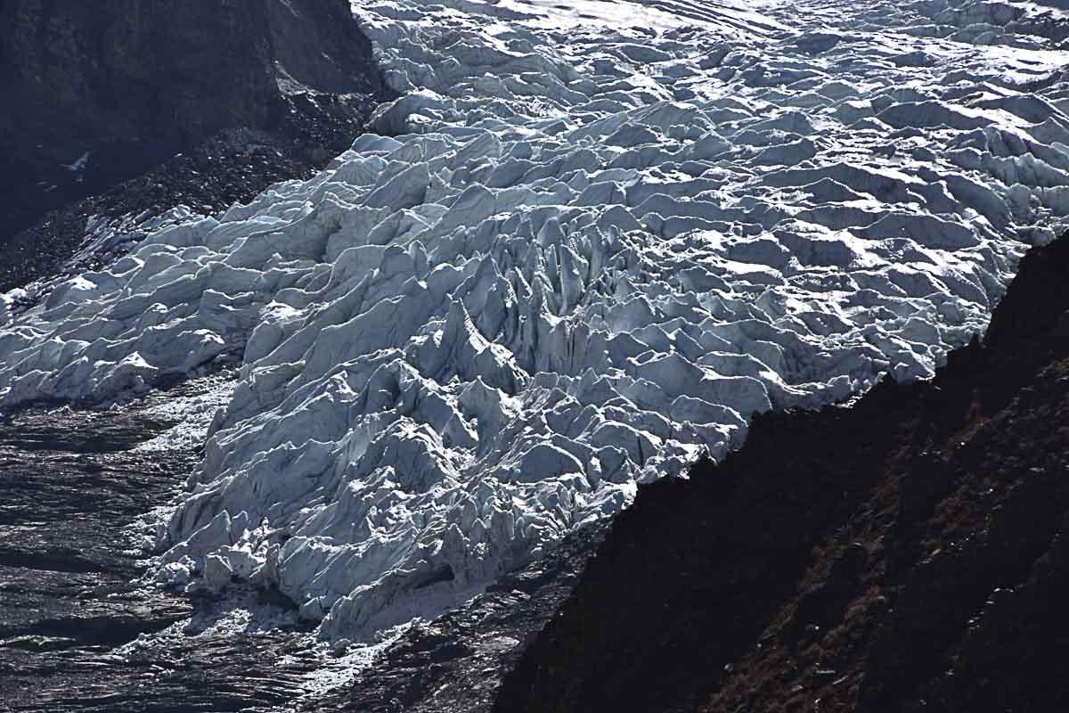 The Karola Glacier, Tibet