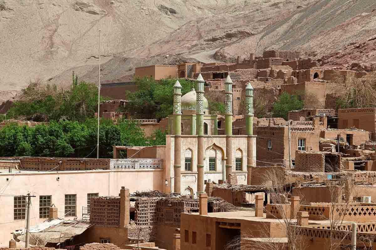 Mosque in Xinjiang