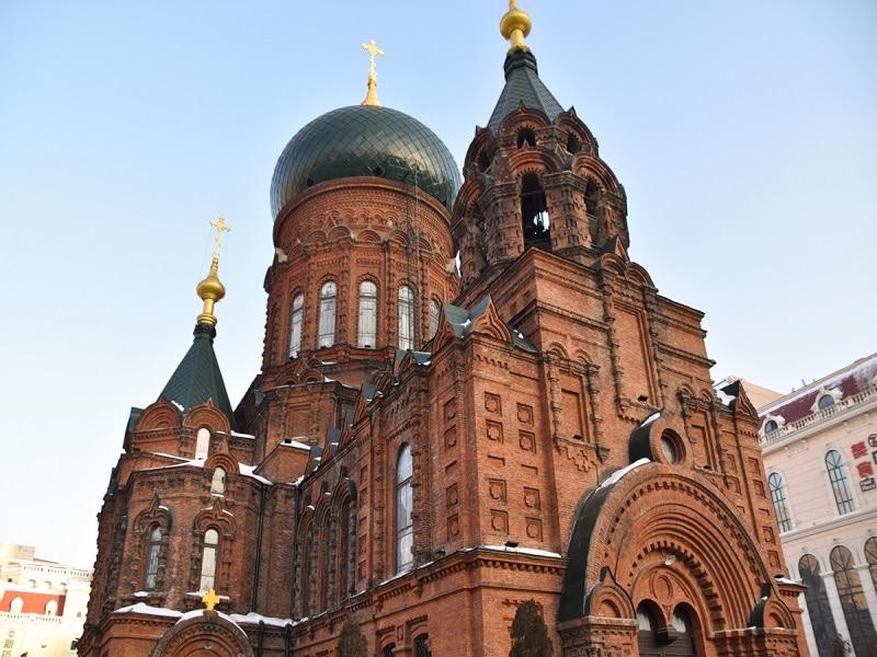 St Sophia, Harbin