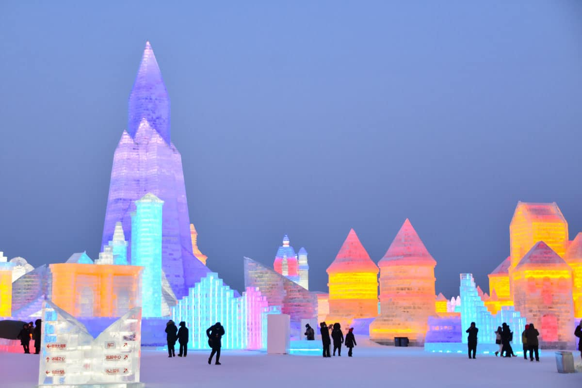 Harbin Ice & Snow World