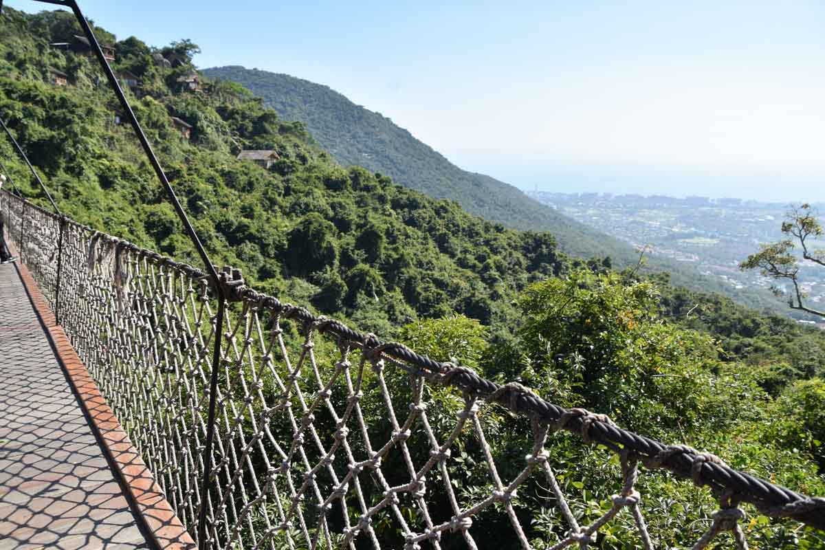 Yalong Bay Tropical Rainforest Park